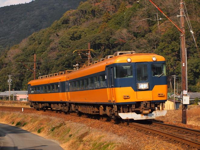 16000系を大和田~福用間で撮影した写真