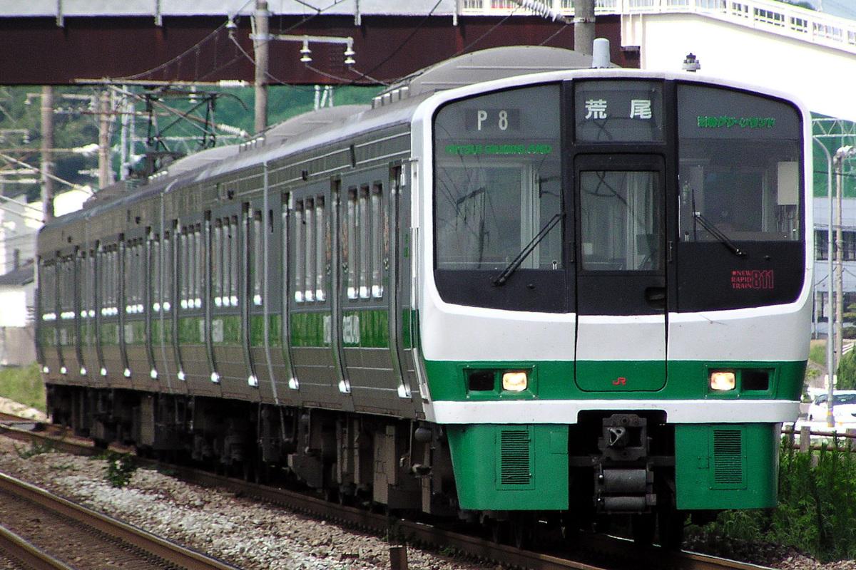 南福岡電車区 811系 P8編成 の写真 |鉄道写真投稿サイトTrain-Directory