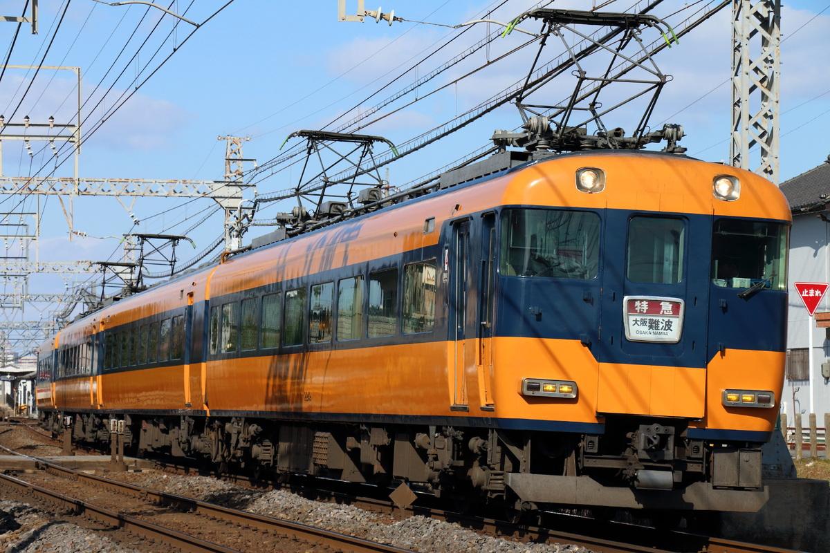 近畿日本鉄道  12200系 NS49