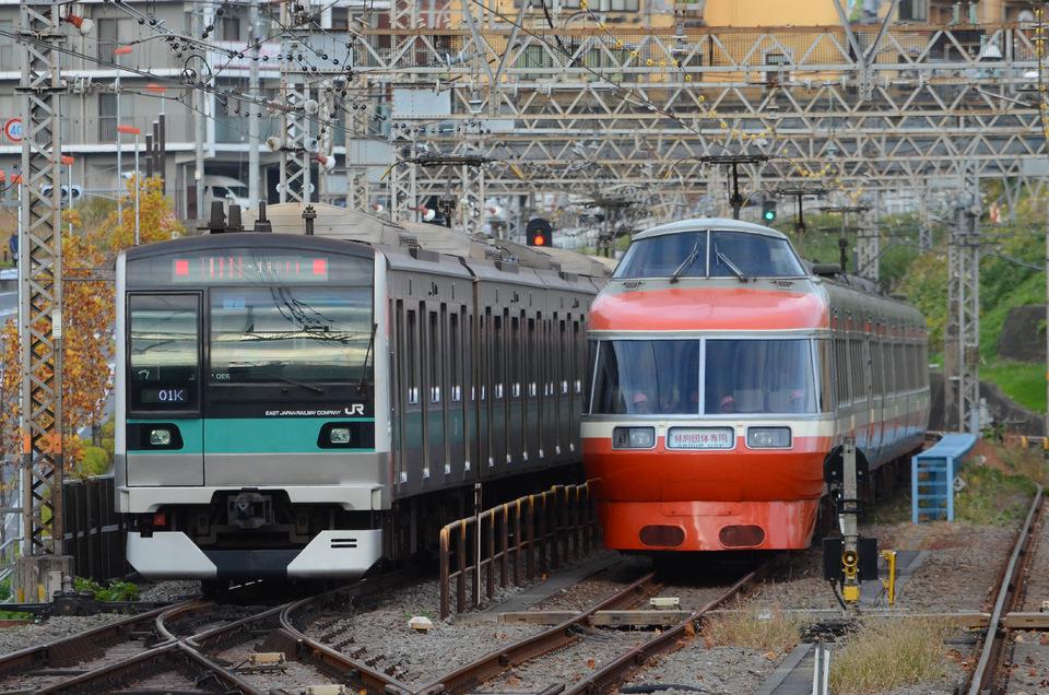 小田急電鉄7000形