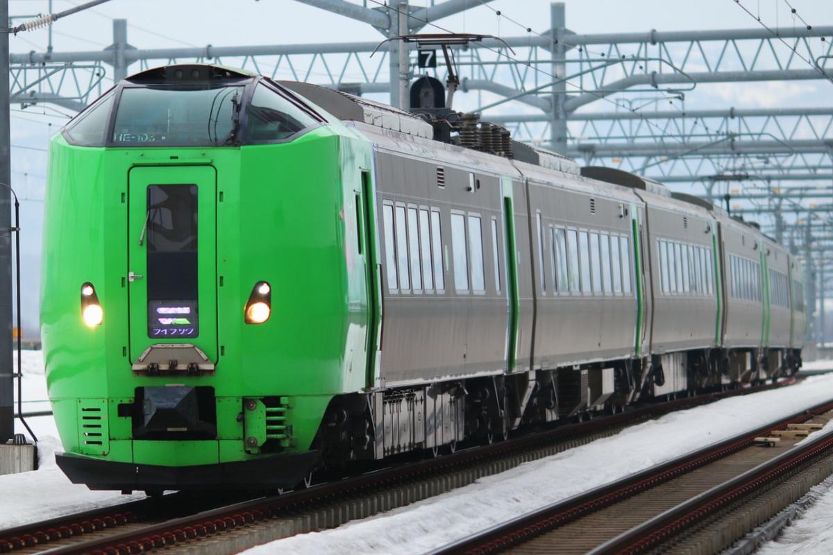 JR北海道  789系