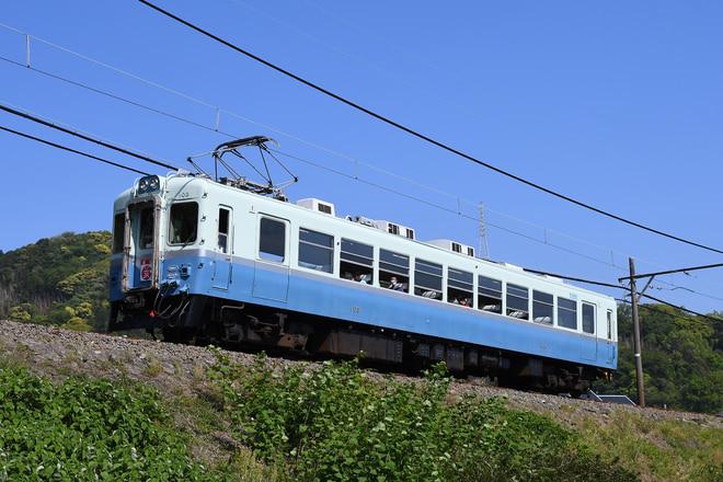 100系クモハ103を伊豆急下田~蓮台寺で撮影した写真