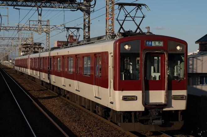 古市検車区6419系Mi19を矢田駅で撮影した写真