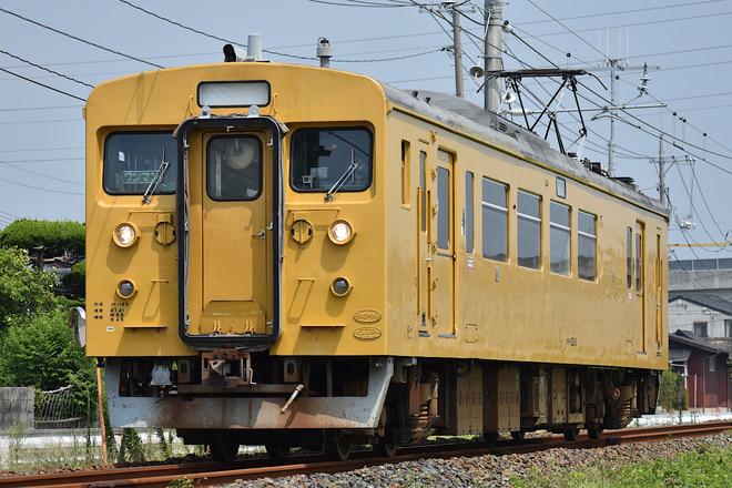 下関総合車両所運用検修センター 123系3を居能~妻崎間で撮影した写真