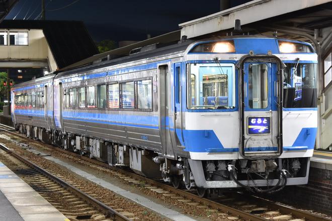 高松運転所キハ18512を徳島駅で撮影した写真