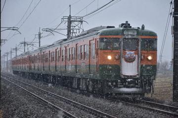 by御影駅21番留置