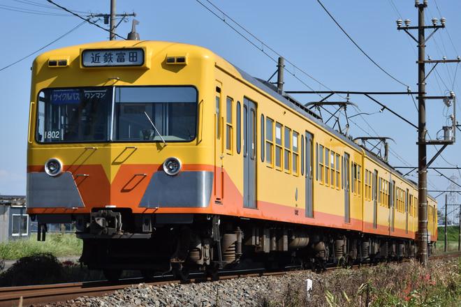 801系801Fを三里~丹生川間で撮影した写真