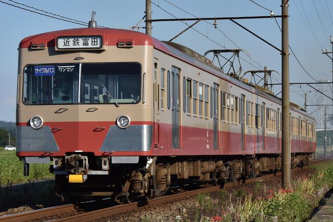 801系803Fを三里~丹生川間で撮影した写真
