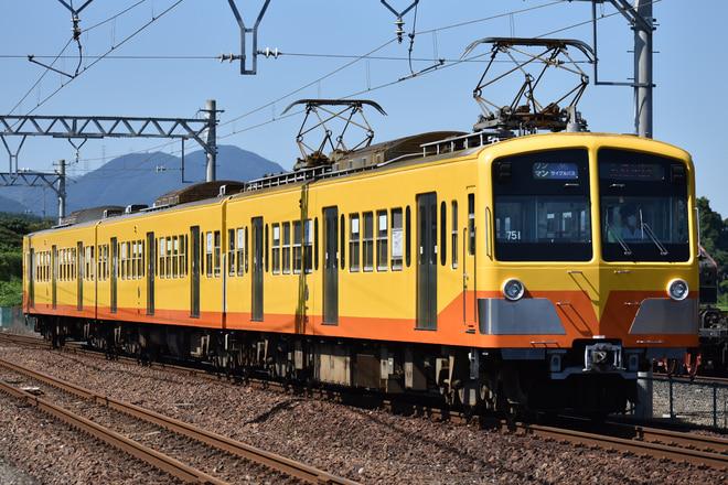 751系751Fを伊勢治田~丹生川間で撮影した写真