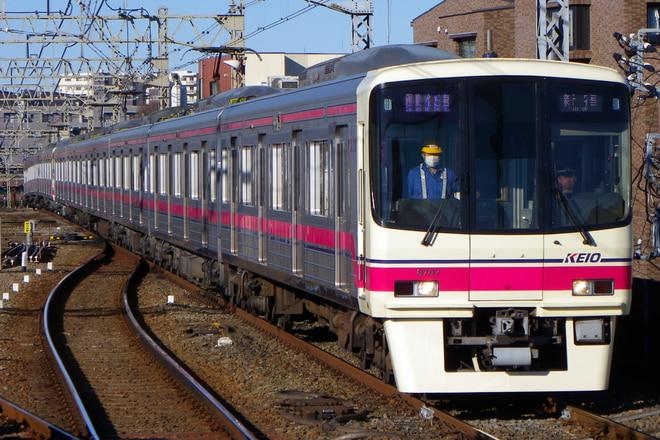 8000系8713Fを八幡山駅で撮影した写真