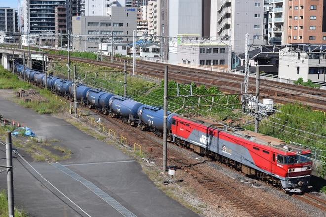 仙台総合鉄道部EH50029を大宮~浦和間で撮影した写真