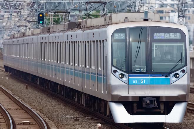 05系05-131Fを西荻窪駅で撮影した写真