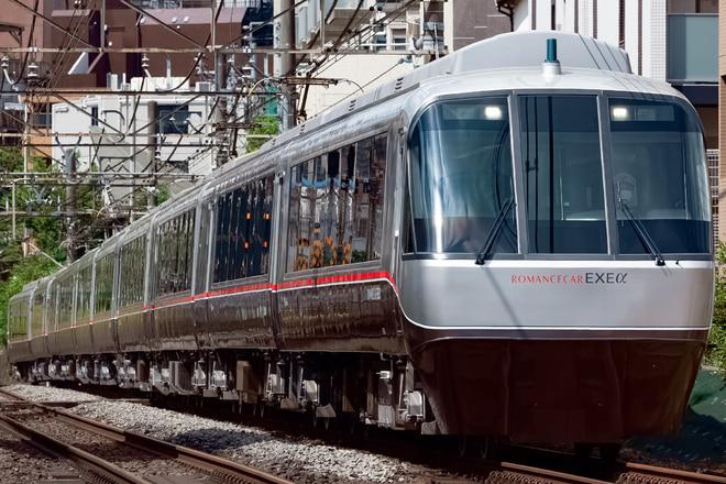 30000形30056Fを参宮橋~南新宿間で撮影した写真