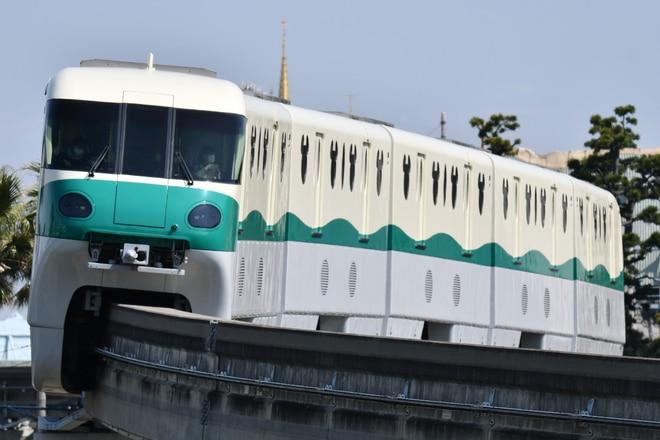 10形第4編成をベイサイド・ステーション~東京ディズニーシー・ステーション間で撮影した写真