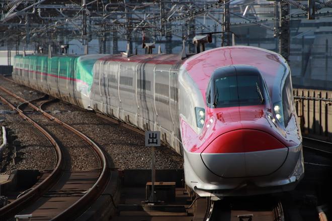E6系を大宮駅で撮影した写真
