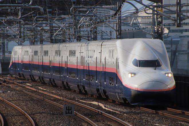 E4系を大宮駅で撮影した写真