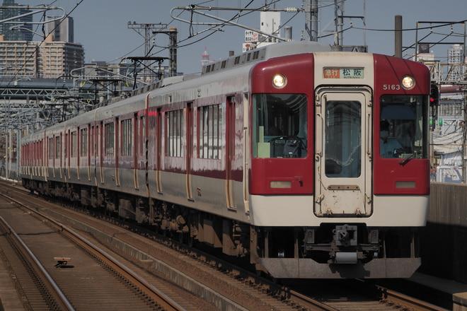 5211系5213Fを烏森駅で撮影した写真