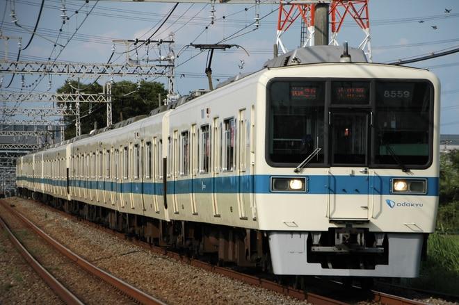 8000形8259Fを愛甲石田~伊勢原間で撮影した写真